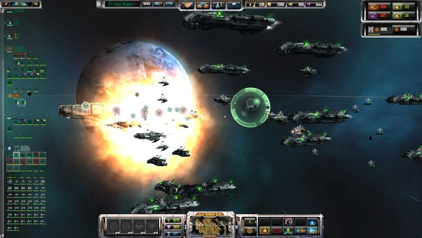 Screenshot zu Sins of a Solar Empire: Rebellion - Screenshots