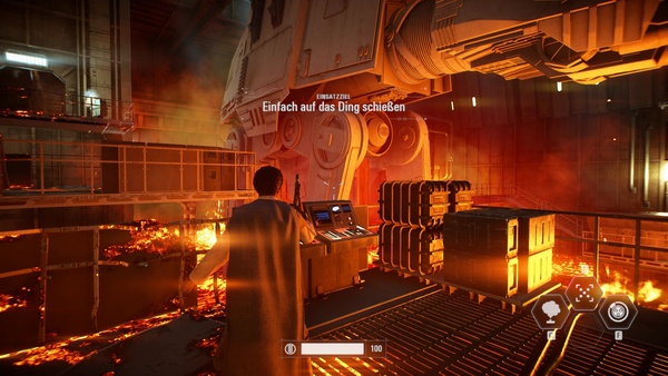Screenshot zu Star Wars: Battlefront 2 - Screenshots