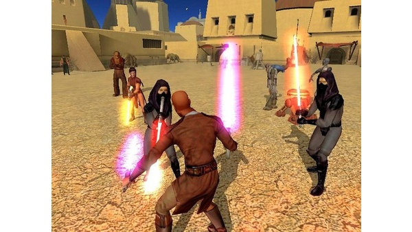 Screenshot zu Knights of the Old Republic - Screenshots