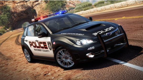 Screenshot zu Need for Speed: Hot Pursuit - Alle Autos aus dem Rennspiel