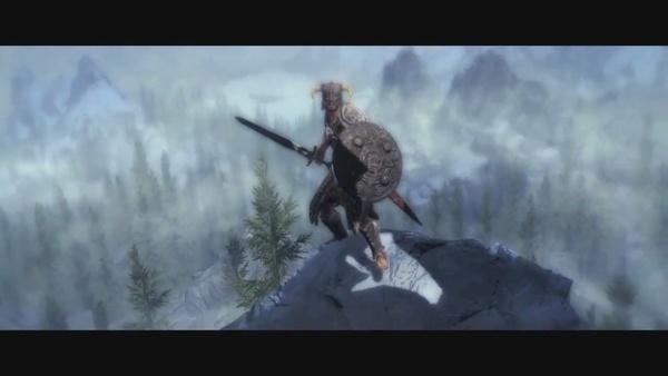 Screenshot zu The Elder Scrolls 5: Skyrim - Bilder aus dem ersten Ingame-Trailer