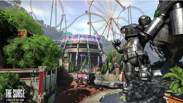 Screenshot zu The Surge: A Walk in the Park - Screenshots zum Story-DLC