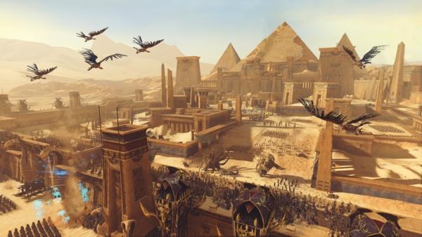 Screenshot zu Total War: Warhammer 2 - Screenshots zum DLC Rise of the Tomb Kings
