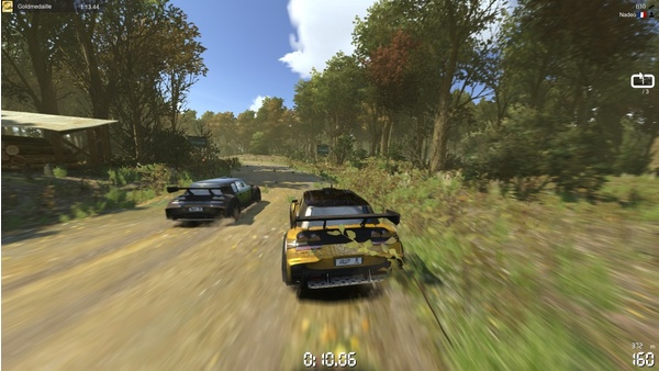 Screenshot zu Trackmania 2: Valley - Screenshots