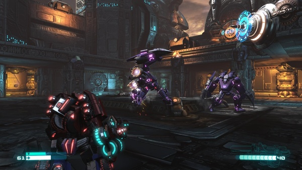 Screenshot zu Transformers: Untergang von Cybertron - Screenshots