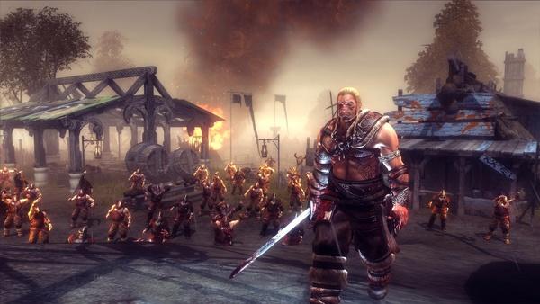Screenshot zu Viking: Battle for Asgard - Screenshots der PC-Version