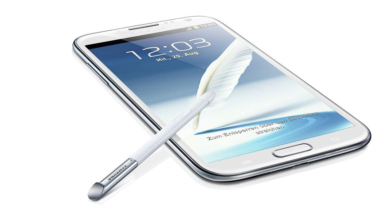 samsung galaxy note 2 maxi smartphone mit pfiff gamestar. Black Bedroom Furniture Sets. Home Design Ideas
