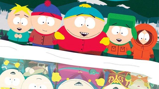South Park Das Spiel