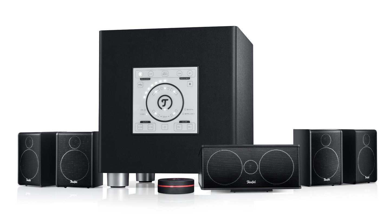 teufel concept e digital 5 1 surround system mit vollausstattung gamestar. Black Bedroom Furniture Sets. Home Design Ideas