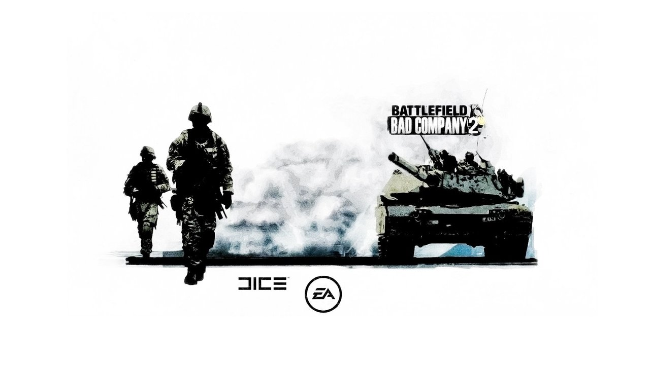 Wallpaper zu Battlefield: Bad Company 2 herunterladen