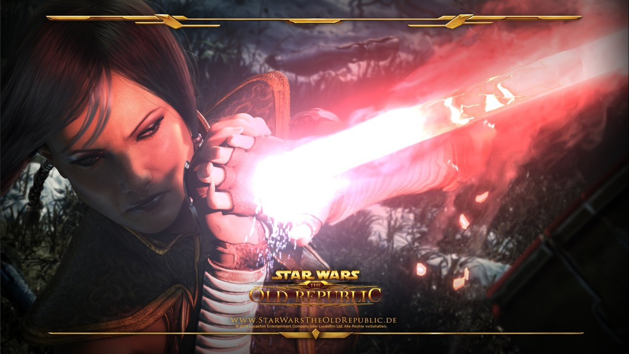 Wallpaper zu Star Wars: The Old Republic herunterladen