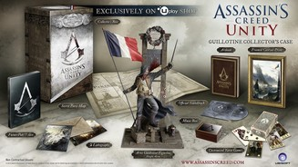 Assassin's Creed: Unity - Guillotine Collector's Case