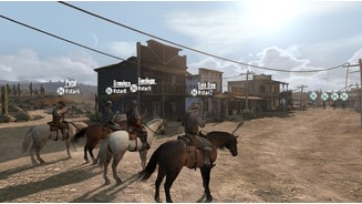 Red Dead Redemption - Multiplayer