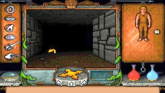 Texturen in Ultima Underworld