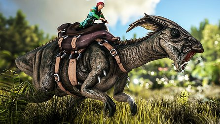 Ark: Survival Evolved - Trailer zum 2. Grafik-Update für die Dinos & Kritik am VR-Ableger »ARK Park«