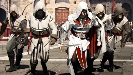 Assassin's Creed: Brotherhood - E3-2010-Trailer des Actionspiels