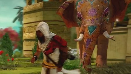 Assassin's Creed Chronicles: India - Trailer stellt den 2,5D-Ableger vor