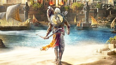 Assassin's Creed: Origins - Release-Termine für die DLCs The Hidden Ones & Curse of the Pharaohs