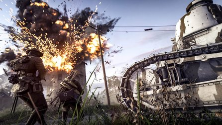 Battlefield 1 - Kompetitiver Incursions-Modus im Gamescom-Trailer