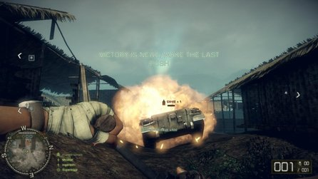 Battlefield: Bad Company 2 - Vietnam - Neue Map freigeschaltet (Update)