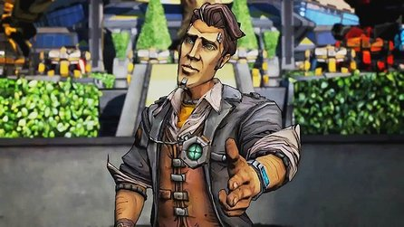 Borderlands 2 - Trailer »Come and get me!«