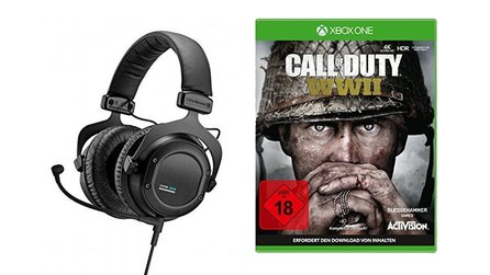 Call of Duty: WWII + beyerdynamic Gaming Headset für nur 199€ - Tagesangebote bei Amazon