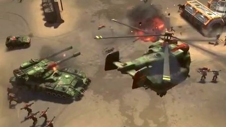 Command & Conquer - Interview-Trailer zu Fraktionen & Solo-Kampagne mit Gameplay