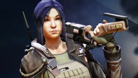 Dirty Bomb - Mercenary-Trailer zu Kira