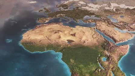 Europa Universalis 4 - Drittes Entwickler-Video zum DLC »Conquest of Paradise«