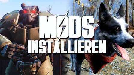 Fallout 4 - Guide: So installiert man Mods