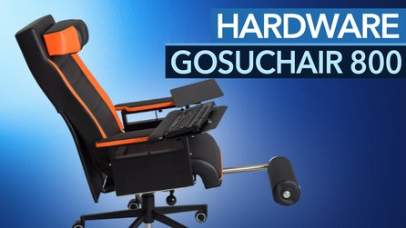 GosuChair 800 - Der ultimative Gaming Stuhl Made in Germany?