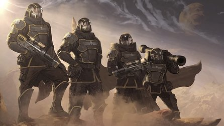 Helldivers - Trailer zur PC-Version