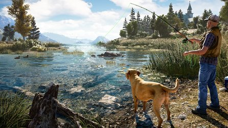 Far Cry 5 - So umfangreich wie Far Cry 4