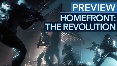 Homefront: The Revolution - Preview-Video zum Koop-Modus