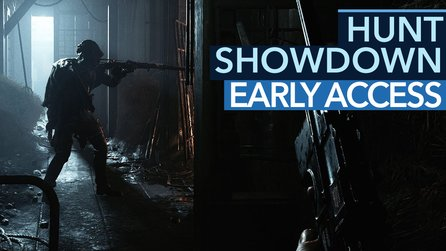 Hunt: Showdown - Das sagt der Lead Game Designer - Was passiert im Early Access?
