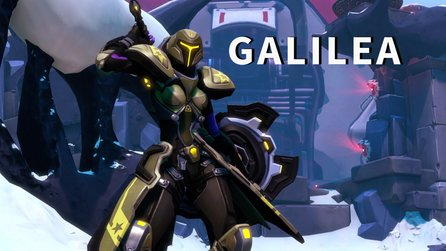 Let's Fetz Battleborn - Skill-Guide für Galilea