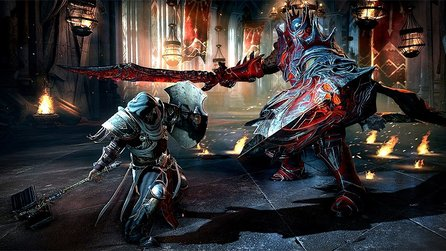 Lords of the Fallen - Vorschau-Video zum »deutschen Dark Souls«