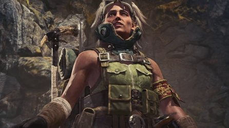 Monster Hunter World - Cinematic-Trailer von der PSX 2017 stellt die Charaktere vor