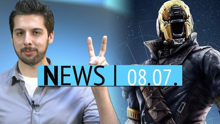 News - Dienstag, 8. Juli 2014 - Destiny-Beta, GameStop-Pläne & Oculus-Messe