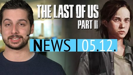 News: The Last of Us 2 angekündigt - MechWarrior 5 mit echter Solo-Kampagne