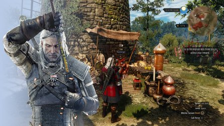 The Witcher 3: Hearts of Stone - Das kann der Runenschmied