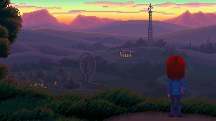 Thimbleweed Park - Gameplay-Trailer: Special Agent Ray vorgestellt