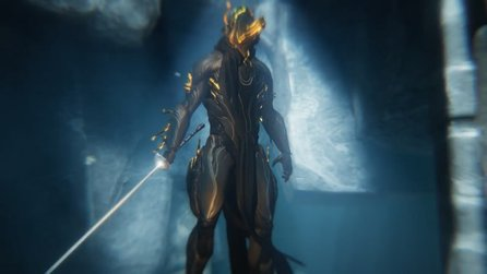 Warframe - Teaser: Excalibur Umbra im Teaser zu »The Sacrifice«