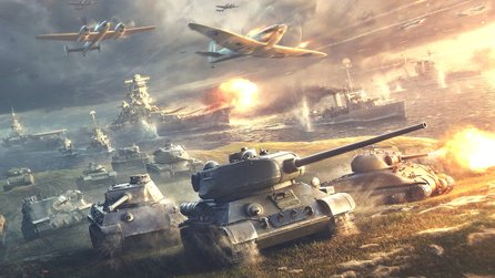 Wargaming + Splash Damage - Entwickler von World of Tanks & Enemy Territory arbeiten zusammen
