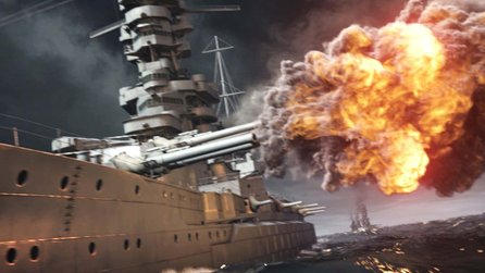 Wargaming - Gamescom-Trailer zu World of Tanks, Warplanes und Warships