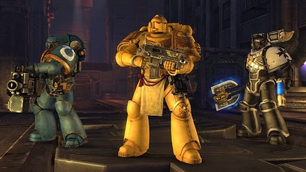 Warhammer 40.000: Space Marine - Test-Video zum Multiplayer-Modus