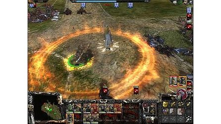 Warhammer: Mark of Chaos - Battle March - Test-Video zum Addon