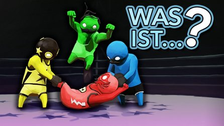 Was ist... Gang Beasts? - Multiplayer-Video: »Ich hab den Ball, pack du die Oma!«