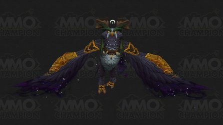 World of Warcraft: Legion - Alle neuen Klassen-Mounts von Patch 7.2