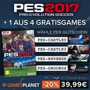 Pro Evolution Soccer 2017 bei Gamesplanet